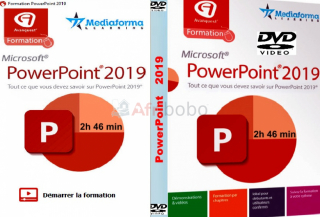Dvd multimédia - powerpoint 2019