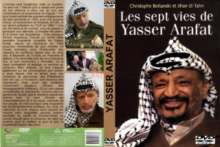 Dvd documentaire - yasser arafat : ses sept vies (1h 30 min)