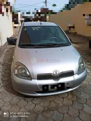 N°1695: toyota yaris version 2003 occasion d'europe