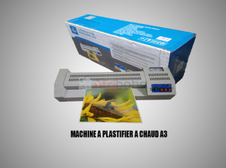 Machine à plastifier à chaud a3