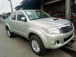 Toyota Hilux 2014 double cabine