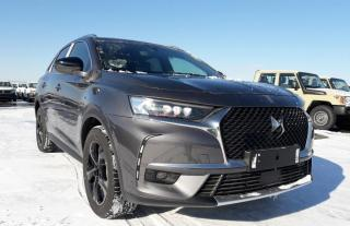 Ds automobiles ds7 crossback 2018