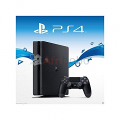 Console playstation 4 sony - 1to hdd - ram 8go - noir - 12 mois