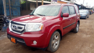 Honda pilot 4x4wd-version 2010 8places occasion en or !