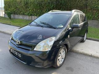 Toyota Corolla Verso 2005 7places occasion d'Europe