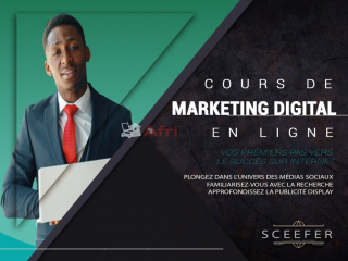 Cours de marketing digital en ligne