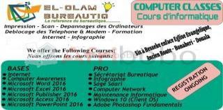 Intensive Professional Computer Classes