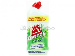 Wc net energy 750 ml javel gel