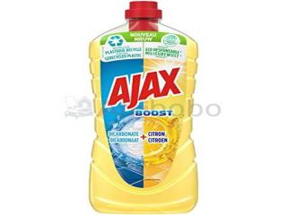 AJAX - Nettoyant Ménager Ajax Boost Bicarbonate & Citron