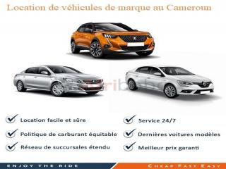 SUV Ssang yong  Rexton 8 places en service location