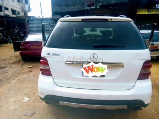 Mercedes Benz ML 350 year 2006 Matriculated and still perfectly ok