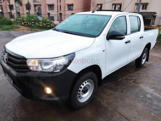 Toyota Hilux 2018 sortie Cami pick up double cabine