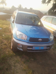 Toyota Rav 4 year 2004 and 2003 New arrivals