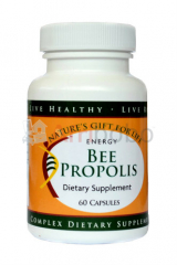 Bee propolis Dietary supplements