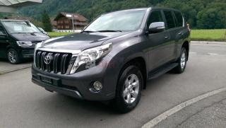 Toyota Land Cruiser année 2016 occasion d'Europe