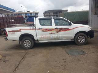 Toyota pick-up hilux double cabine