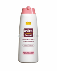 Promo lait Mixa beauté grand - 400ml