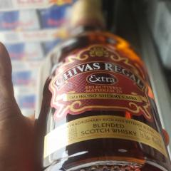 Whisky chivas regal extra 75cl