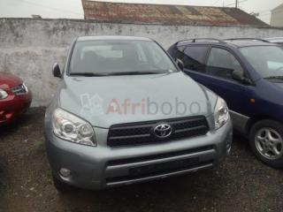 Toyota Rav4 2007 occassion d'Europe