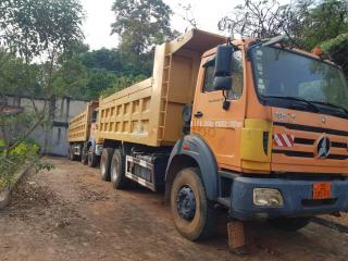 Camions bennes