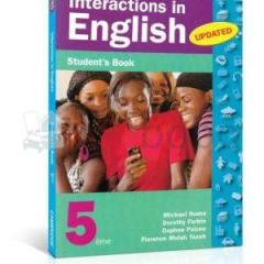 Interactions in english - cambridge
