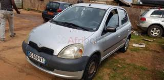 Toyota Yaris occasion d'Europe