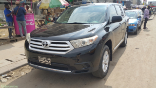 Toyota Highlander 2013 equipped: Thanks!