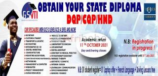 Obtain your State Diploma in Management & Computer