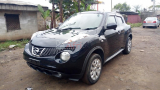 Nissan juke  4x4wd-version 2012-occasion du japon ! -full option