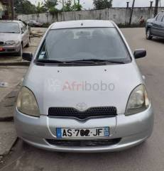 Toyota Yaris,  année 2002, essence occasion d'europe