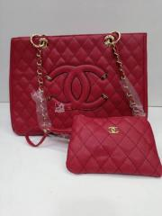 Gyvenchy and Chanel Bag