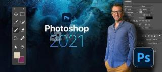 Dvd [tuto.com] photoshop cc 2021 initiation outils + ateliers créas -