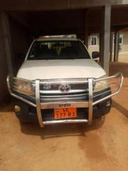 Toyota Vigo 2012 pick-up  double cabine