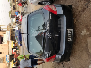 Toyota yaris 2006 automatic essence occasion d europe a vendre