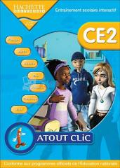 Dvd ludo éducatif interactif - atout clic c.e.2 (version pc)