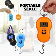 Hand digital weight scale from 0 to 50 kilos