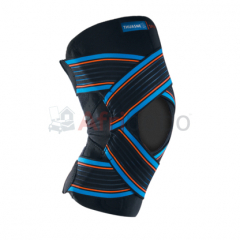 Thuasne sport: genouillère strapping ouverte – ref : 0331