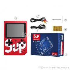 Sup portable video handheld game single-player game console 400 in 1