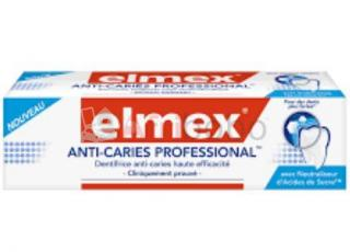 Dentifrice  elmex  anti-caries professional haute efficacite - 75ml