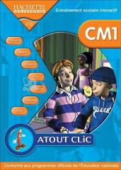 Dvd ludo éducatif interactif - atout clic c.m.1 (version pc)