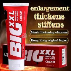 Mr big gel pour augmenter la verge