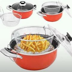 Friteuse traditionnelle - 26 cm