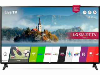 "Tv smart lg - 43"" - full hd - noir - 12 mois"