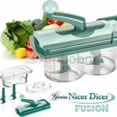 Trancheuse Genius Fusion Nicer Dicer Smart, multifonction
