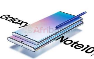 Stylet s pen officiel samsung galaxy note 10 / note 10 plus
