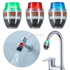 Kitchen Faucets 1PC Universal Water Faucet Carbon Filter