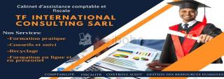 Stage en cabinet comptable, fiscal, audit tf international consulting