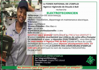 Electrotechnicien