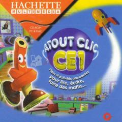Dvd ludo éducatif interactif - atout clic c.e1 (version pc)