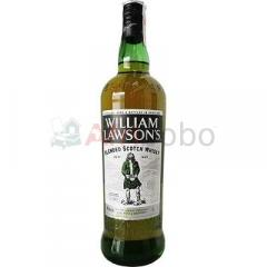 William lawson's finest blended whisky 12x1l